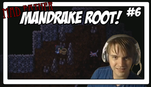 Mad Father #6 MANDRAKE ROOT! by Vendus