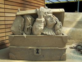 sand sculptures II by soho-power