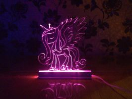 MLP Acrylight - Princess Cadance by VasGoTec