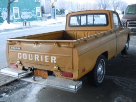 1972 Ford Courier III by Brooklyn47