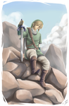 .: Skyward Sword :. by PepperMoonFlakes