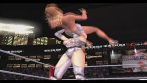 Rumble Roses PS2 Dixie vs Lady X Substance (2) by Themilkguy