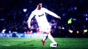 Cristiano Ronaldo End of 2011-2012 by eL-Kira