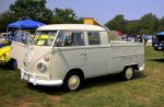 VW Pickup Bus by E-Davila-Photography