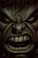 HULK by Dale Keown by StephenSchaffer