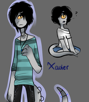 Second Gen- Xavier by GloomyStars