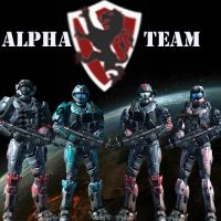 Alpha Team by DarkEagle1776