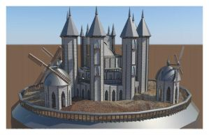 Castle2 by Harmony2Melody