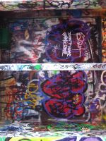Graffiti Stock 04 by willconquers-stock