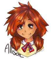 [Gift] Allison by Aenille