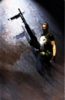 Punisher by iergoth