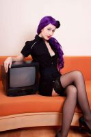 Violet - Pin-up 06 by onelover