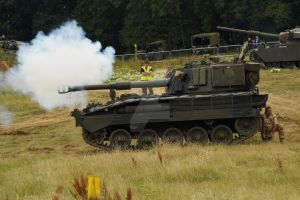 Tank Fires by Stolzer