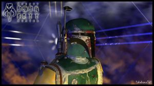 Bounty Hunter - Boba Fett by Ephebopus365
