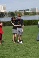 Aradia x Sollux cosplay by CaptianGracie
