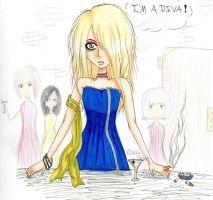 I'm A DIVA by 13-is-Midnight