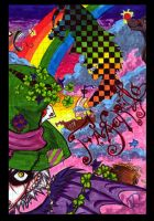 Mad Hatter Markers I by ConcludoLusio