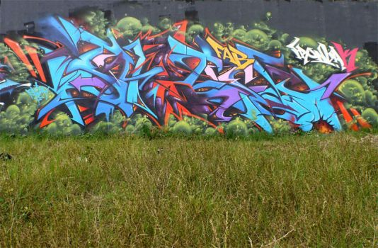 Ring Of Fire Bandung 2011 by Tag02