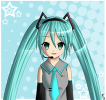This Be Miku Desu :T by Icy-Snowflakes