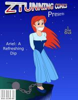 Ariel Cover Page by Ztunner