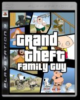 Grand theft family guy by steizme