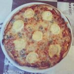 Pizza 5 fromages by HawkNRoll