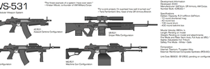 MWS-531 Joint Project Weapon by GrimReaper64