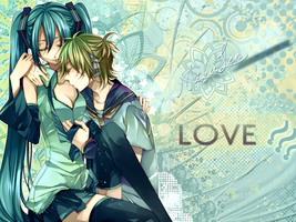 mikuren.love..  :3 by neikoka
