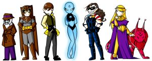 GB Watchmen by XxDaimonxX