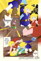 4Sword page 31 coloured by RunawayFantasy