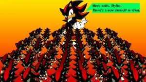 Shadow The Hedgehog: Neutral Good Ending Summary by MariovsSonic2008