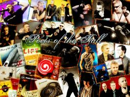 Poets of the Fall Wallpapers by A-lir-A