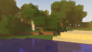 Minecraft: Shore-Side Sunlight by Dibleyy