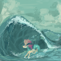 HM surf by chickenmcfuckit
