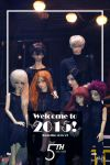 Welcome to 2015! by Ylden