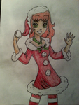 Merry Christmas from Starfire by Nancy171112