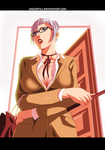 Meiko Shiraki - Prison School by JoeZart63