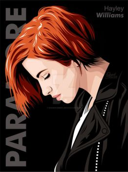 Hayley Williams by endienumber4