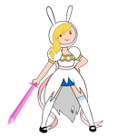 Fionna Oh yeah by janelvalle