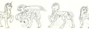 Preview: Equestrian Soldiers 1 by Earthsong9405