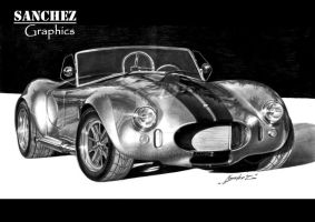SHELBY Cobra by sanchez567