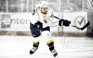 Shea Weber Wallpaper by XxBMW85xX