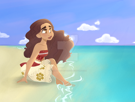 Moana by Decapitated-Kittens