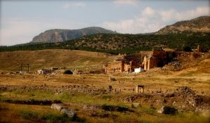 Recovering Hierapolis by jacobjellyroll