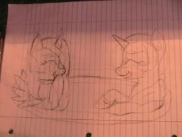 Unfinished Request for Sketch Light by nyan-cat-luver2000