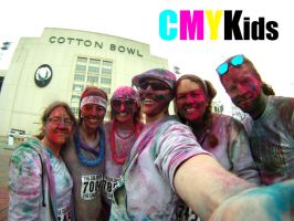 The Color Run 35 by SublimeBudd