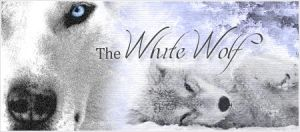 The White Wolf by babygurl83