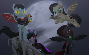 Vampires of Equestria by Neros1990