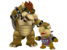 Bowser's Soft Spot by Boygos