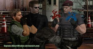 Item? by Captain-AlbertWesker